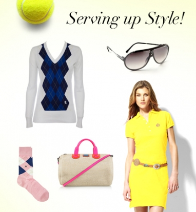 LUX Sport: Serving Up Style!
