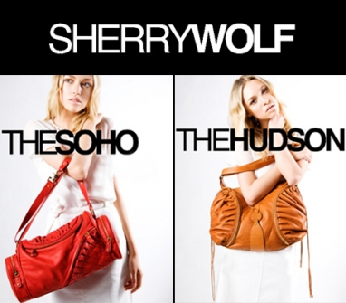 One wolf that won't be lone: Sherry Wolf's handbag line