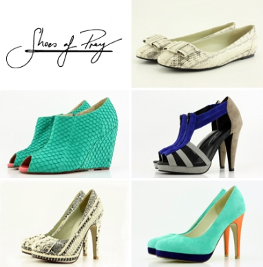 Shoes of Prey lets you be your own footwear designer