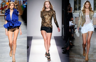 Spring 2010 Ready-to-Wear: Shorts