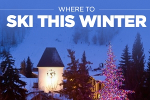 Charming Ski Resorts to Visit in North America