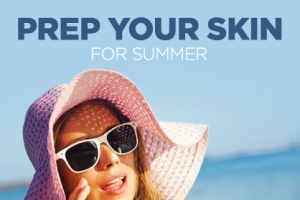 Keep Your Skin Looking Fabulous All Summer