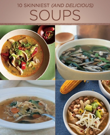 10 Skinniest (And Delicious) Soups