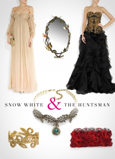LUX Inspired: Snow White and the Huntsman