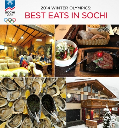 2014 Winter Olympics: Best Eats in Sochi