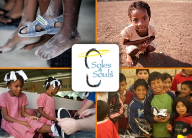 Souls in need: Soles4Souls helps shoeless kids