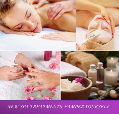 Latest spa treatments: Lose weight, improve your skin
