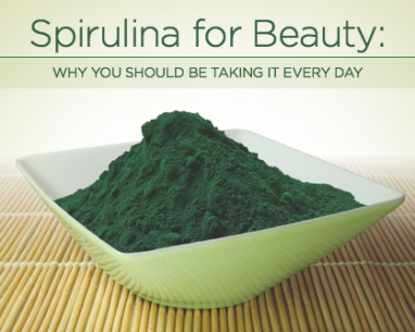 Wellness Wednesday: Spirulina for Beauty: Why You Should Take it Every Day