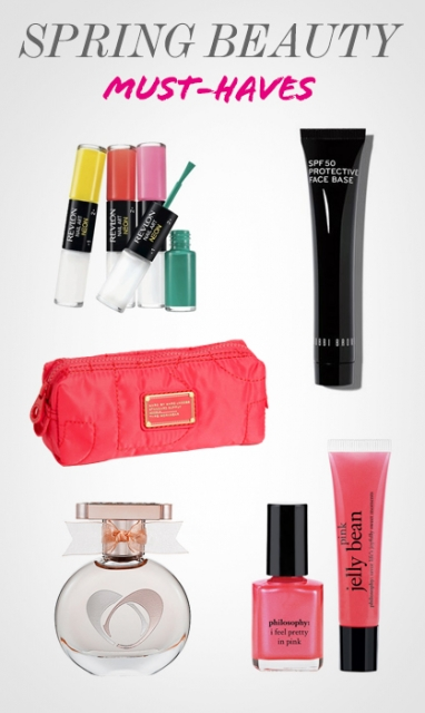 LUX Beauty: 10 Spring Beauty Must-Haves