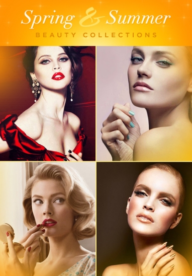 LUX Beauty: Spring & Summer 2012 Cosmetic Collections