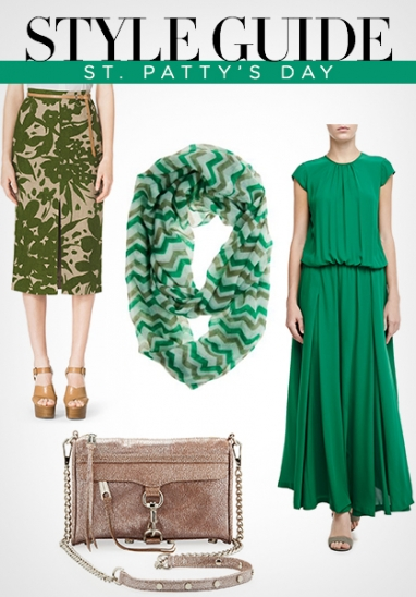 Style Guide: St. Patty's Day