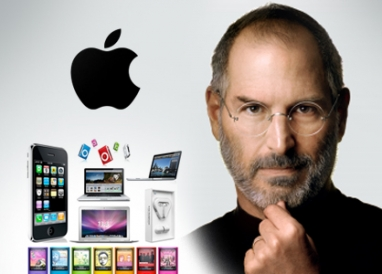 Steve Jobs leaves CEO position at Apple
