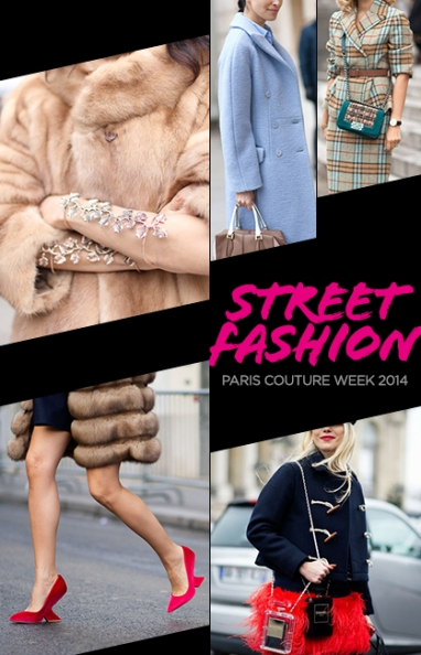Street Scene: 2014 Paris Couture Week Trends