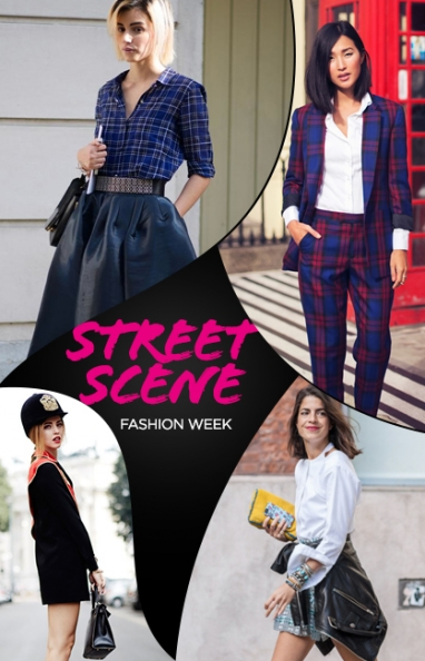 Street Scene: Fashion Week Favorites