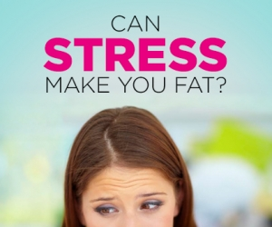 Can Stress Make You Fat?