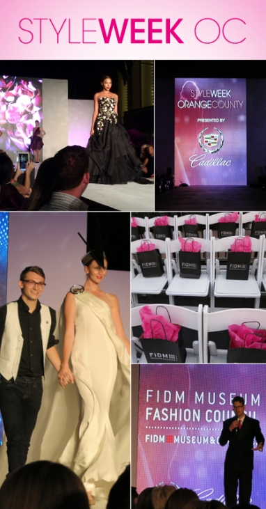 Style Week OC 2013 Closes at Fashion Island