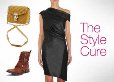 Website TheStyleCure re-creates shopping mall experience