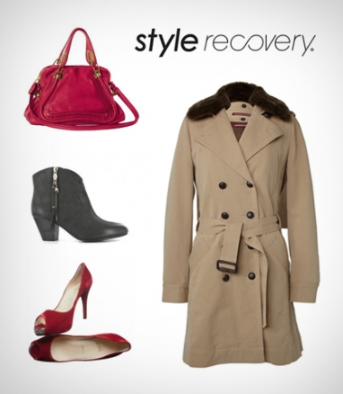 Stylerecovery.com lets users recycle high-end designer goods
