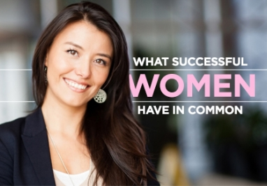 Top Traits of Successful Women