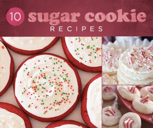 10 Revamped Recipes of The Sugar Cookie