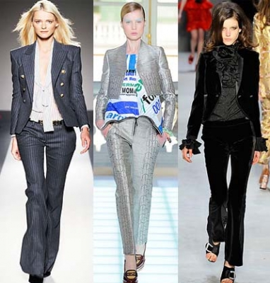 LUX Look: Power Pantsuits