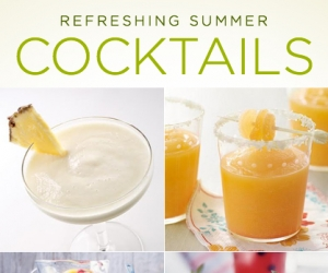 Yummy and Easy Summer Cocktails