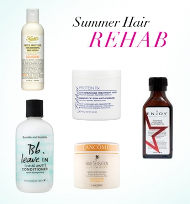 LUX Look: Get your summer tresses ready for fall