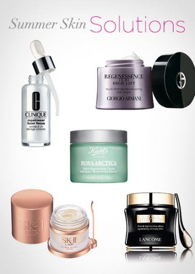 LUX Beauty: Summer Skin Solutions