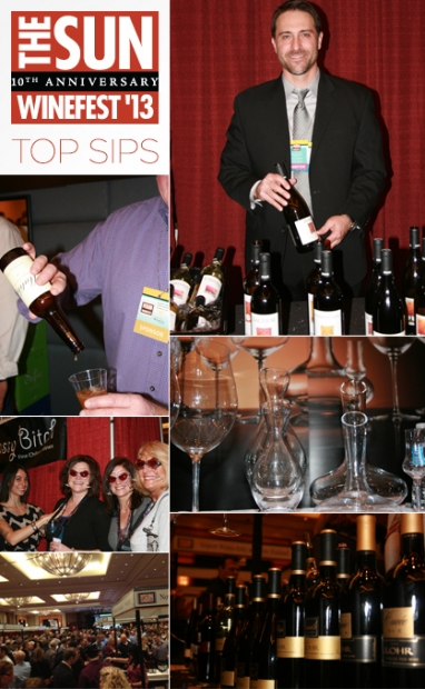 Sun WineFest Round-Up: Top Sips