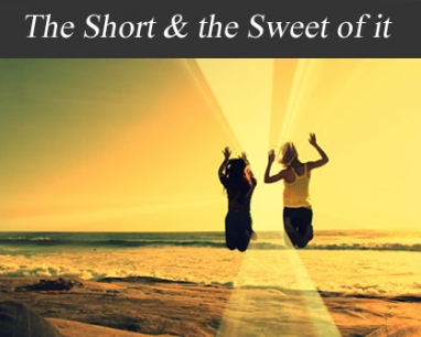 Blogger Spotlight: The Short & the Sweet of it