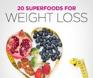 Get Skinny With These 20 Superfoods