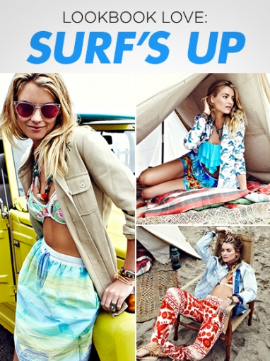 Lookbook Love: Surf's Up