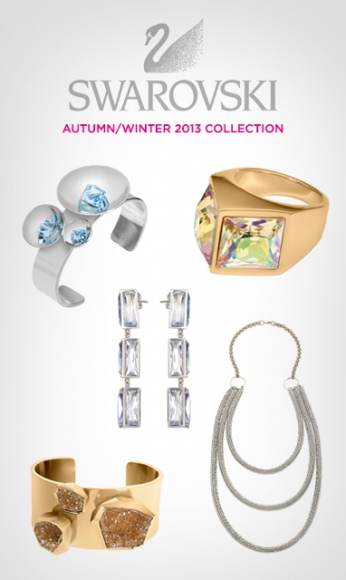 Swarovski Unveils Autumn/Winter 2013 Collection