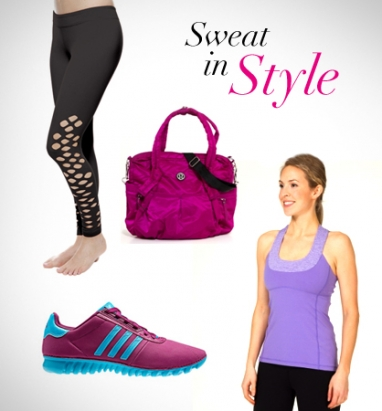 LUX Fitness: Sweat in Style