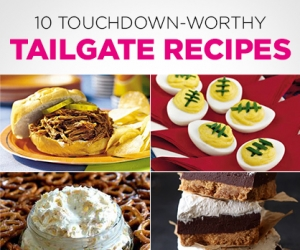Top 10 Ultimate Tailgate Recipes