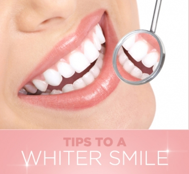 Beyond Toothpaste: 10 Healthy Tips For a Whiter Smile