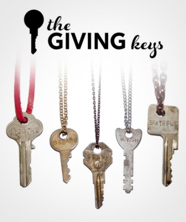 Pay it Forward With a 'Giving Key'