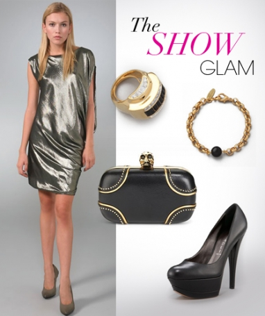 Fashion Week style: The Glam Factor