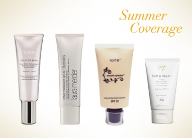 Summer beauty tip: Meet the new tinted moisturizers