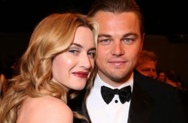 Leo & Kate Give-Back to Last Titanic Survivor