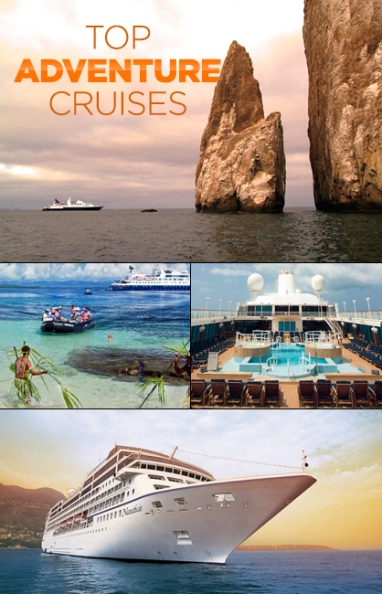 LUX Travel: Top 5 Adventure Cruises