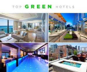 LUX Travel: Top Green Luxury Hotels