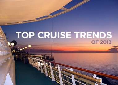 LUX Travel: Top 10 Cruise Trends of 2013