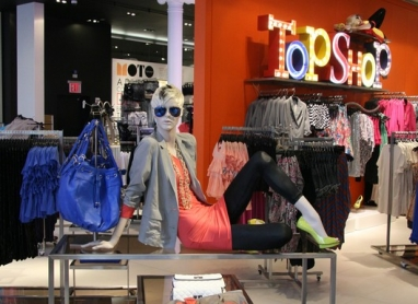 Topshop To Open NYC Soho Store Thursday!!