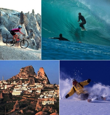 LUX Travel: Jet set: summer 2012, exotic sports tours