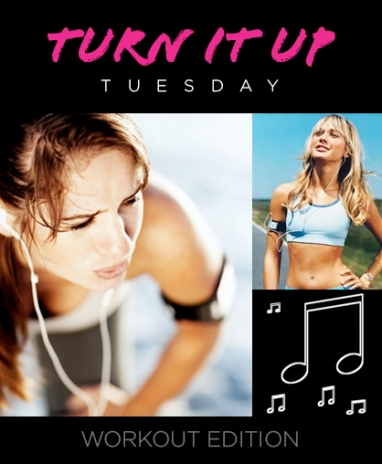 Turn it Up Tuesday: Workout Playlist