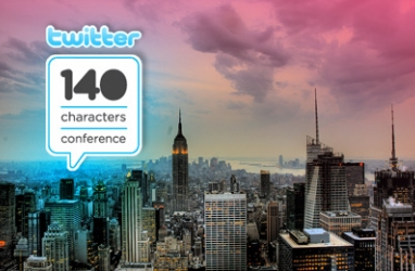 NYC Event:  The '140 Character Conference'