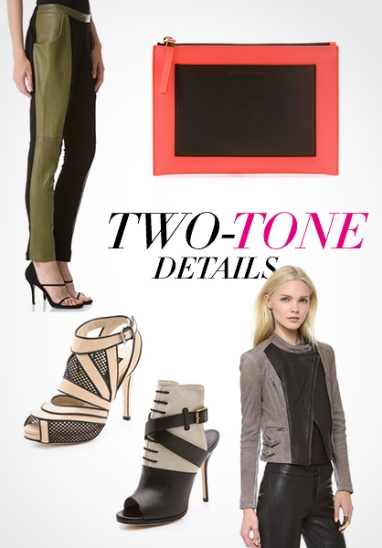 LUX Style: Two-Tone Details