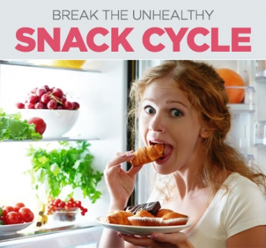 How to Break the Unhealthy Snack Cycle