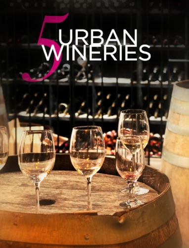 LUX Travel: 5 Urban Wineries